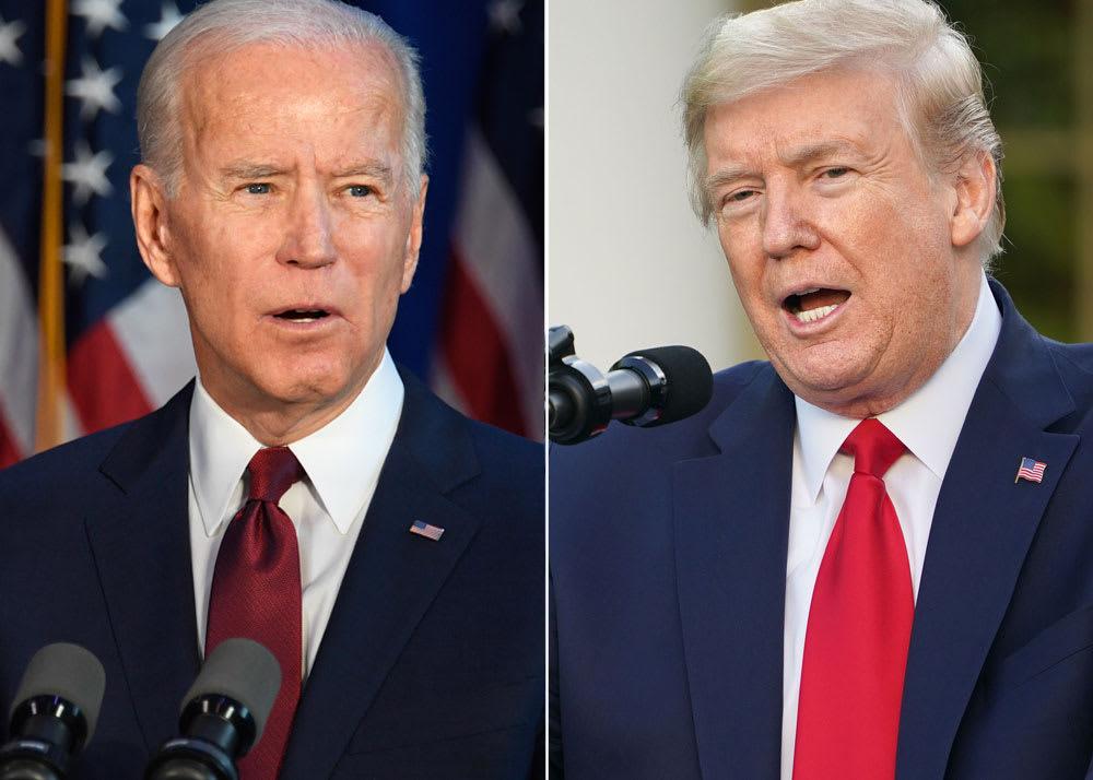 Donald Trump Considers Legal Battle As Joe Biden Leads In US Presidential Election 1