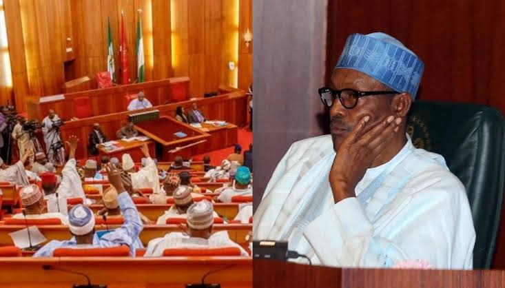 Senate Orders State House Officials To Stop President Buhari From Taking Medical Trips Abroad 1
