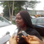 """""""SARS Arrested My Husband Since 2017"""" - Woman Cries Out To Anambra Judicial Panel 27"""
