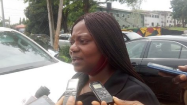 """SARS Arrested My Husband Since 2017"" - Woman Cries Out To Anambra Judicial Panel 3"
