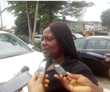 """SARS Arrested My Husband Since 2017"" - Woman Cries Out To Anambra Judicial Panel 1"
