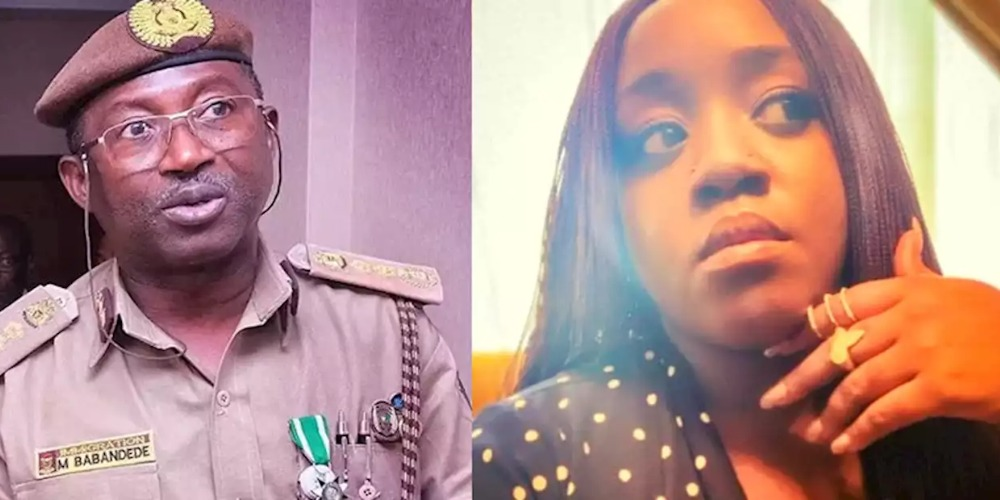 Nigerian Immigration Reveals Why It Seized Passport Of #EndSARS Protester, Modupe Odele 1