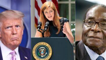 "US Election: ""Trump Is Going Full Robert Mugabe"" - Former UN Ambassador, Samantha Power 4"