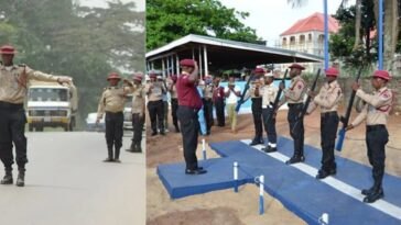FRSC: Federal Road Safety Officers Will Start Carrying Guns In Nigeria – House Of Reps 1
