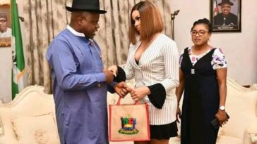 Governor Diri Appoints BBNaija's Nengi As Senior Special Assistant And Face Of Bayelsa 3
