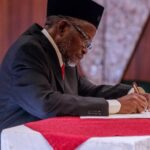 CJN Tanko Muhammad, Swears In Eight New Supreme Court Justices 28