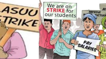 We Have Resolved To Remain On Strike For Years Until FG Honour Our Agreement - ASUU 5