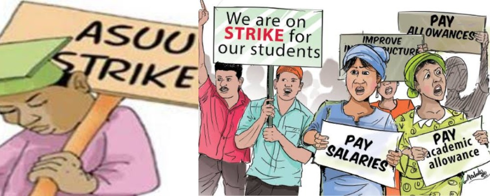 ASUU Strike: FG Should Ban Children Of Politicians From Studying Abroad – Prof Olu-Olu 1
