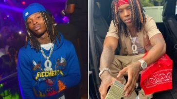 26-Year-Old US Rapper, King Von Shot Dead During An Argument Outside Atlanta Nightclub 6