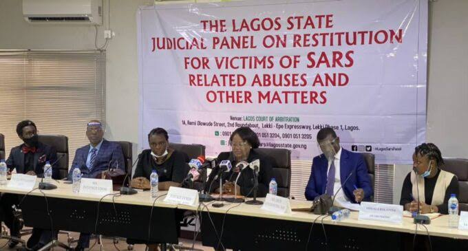 Lagos Panel Suspends Sitting Over Freezing Of #ENDSARS Protesters' Bank Accounts By CBN 1