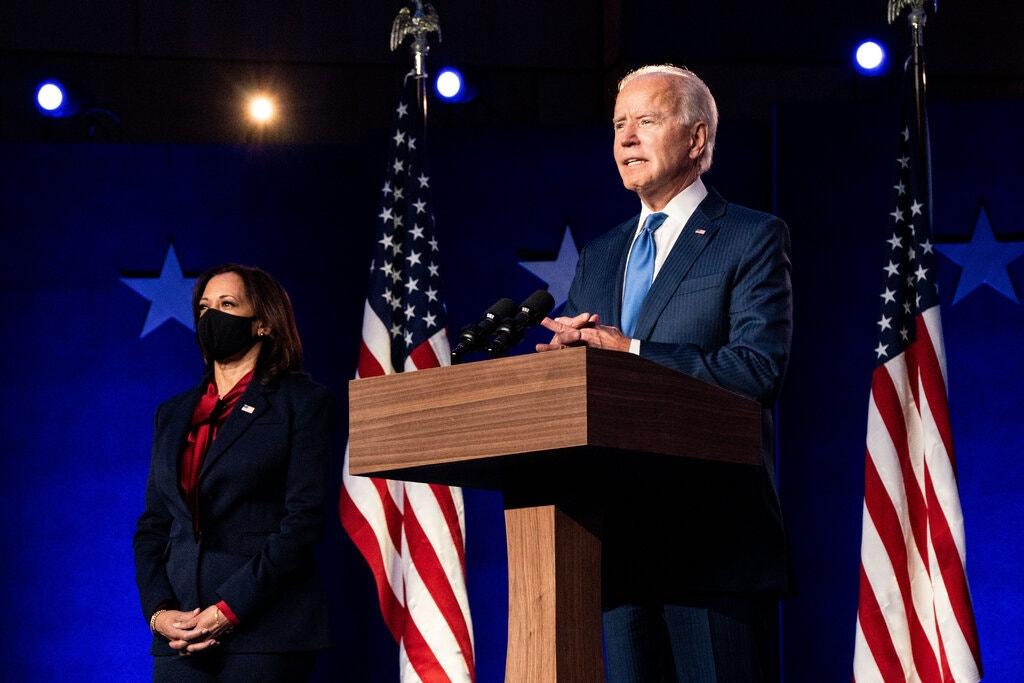 Joe Biden Wins US 2020 Presidential Elections - BREAKING NEWS 1