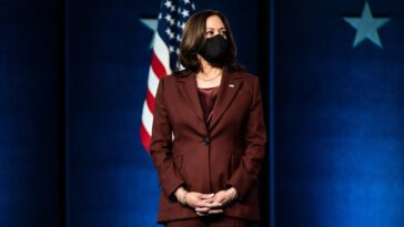 Kamala Harris Makes History: Becomes First Woman To Be Sworn In As Vice President In America 9