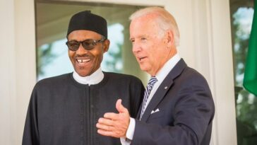 President Buhari Send Congratulatory Message To Joe Biden After His Victory In US Election 5