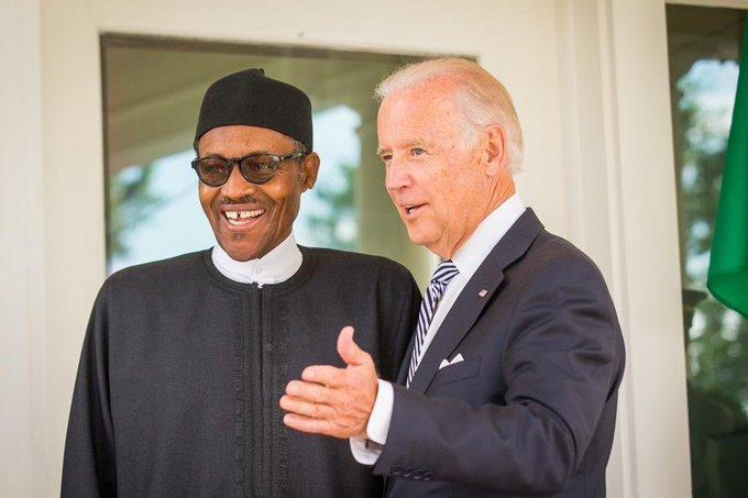 President Buhari Send Congratulatory Message To Joe Biden After His Victory In US Election 1