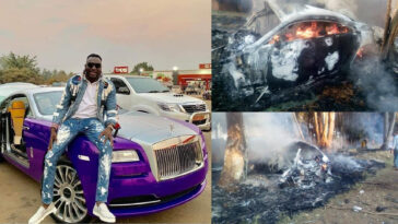 Businessman And Socialite, Ginimbi Kadungure Dies In Car Crash After Party At Nightclub [Video] 2