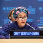UN Deputy Secretary-General, Amina Mohammed Set To Visit Nigeria 8