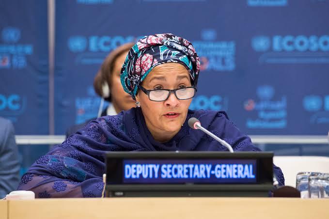 UN Deputy Secretary-General, Amina Mohammed Set To Visit Nigeria 1