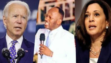 Joe Biden Will Be Impeached, Kamala Harris To Take Over – Apostle Suleman Prophesies [Video] 5