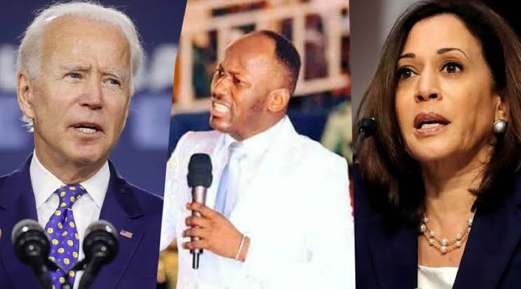 Joe Biden Will Be Impeached, Kamala Harris To Take Over – Apostle Suleman Prophesies [Video] 1