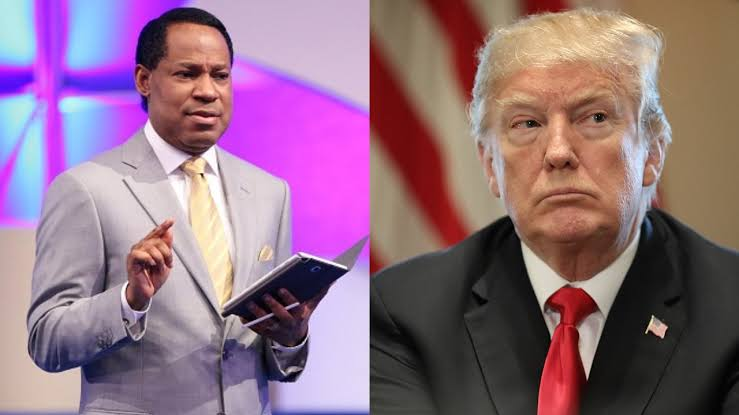"""""""Americans Don't Have Problem With Trump, They Just Hate Christians"""" - Pastor Chris Oyakhilome [Video] 1"""