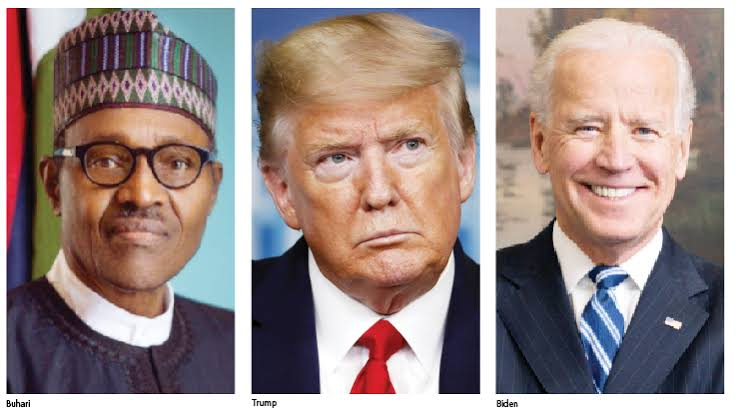 Buhari's Government Worried Because They Hoped For Trump's Victory, Not Biden – Joe Parkinson 1