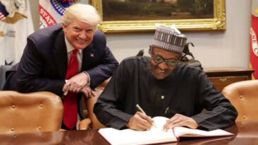 Nigeria Enjoyed Good Working Relationship With Trump's Administration - Presidency 3