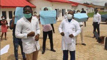 Ondo Doctors Begin Indefinite Strike Over Unpaid Four Months Salaries And Allowances 10