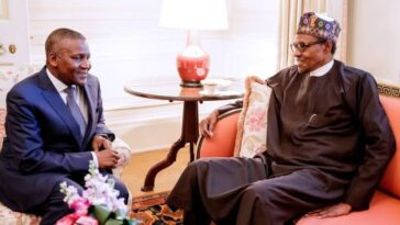 President Buhari Reopens Land Border For Dangote, Keeps It Shut For Other Businesses 3