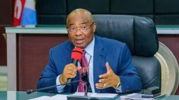 IMO: Governor Hope Uzodinma Urges Church Leaders To Return Youths To Moral Path 10