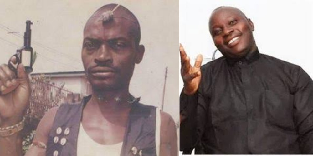 Nigeria's Most Wanted Criminal, Shina Rambo Says He's Now Born Again And A Preacher 1