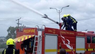 Federal Fire Service Worker Dies While Looking For Money For Wife's Delivery In Abuja 2