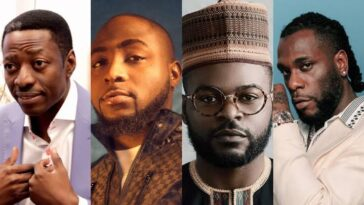 Kenechukwu Okeke Sues Pastor Sam Adeyemi, Burna Boy, Davido, Falz, 46 Others Over #EndSARS Protests 5