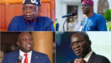 LAGOS: Sanwo-Olu Moves To Abolish Pension Payment To Tinubu, Fashola, Ambode, Others 3