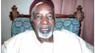 BREAKING NEWS: Former Kaduna State Governor, Balarabe Musa Dies At Age Of 84 3