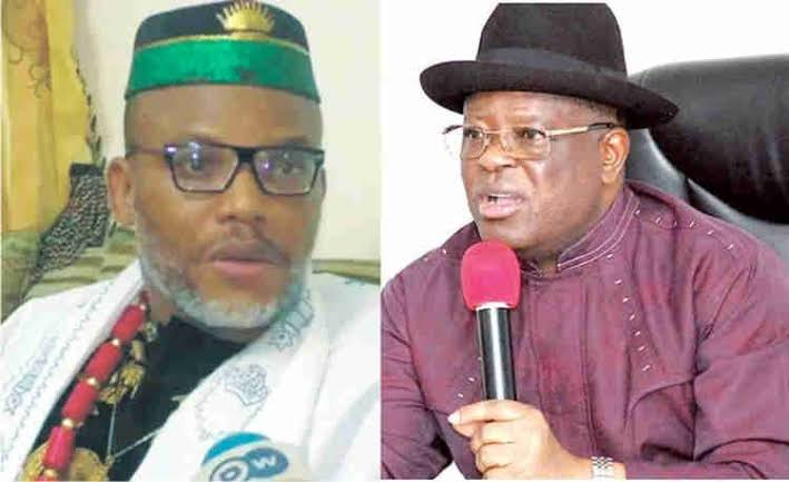 IPOB Can't Speak For Igbo People Because We Do Not Support Criminality – Governor Umahi 1