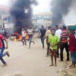 Two Suspected Armed Robbers Burnt To Death By Angry Mob In Delta State 27