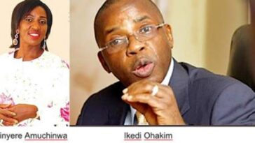 Ex-Governor, Ikedi Ohakim Gets N10m Bail After Defrauding And Lying Against His Mistress, Chinyere Amuchienwa 3