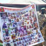Nigerian Army Begins Fresh Manhunt For Boko Haram Leaders, Shekau, Al- Barnawi, Others 27