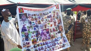 Nigerian Army Begins Fresh Manhunt For Boko Haram Leaders, Shekau, Al- Barnawi, Others 7