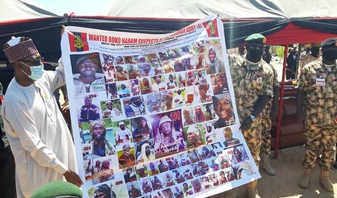 Nigerian Army Begins Fresh Manhunt For Boko Haram Leaders, Shekau, Al- Barnawi, Others 1