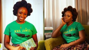 Chimamanda Ngozi Adichie Wins 'Winner Of Winners' Award For Her Novel, 'Half Of A Yellow Sun' 12