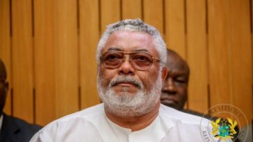 Jerry Rawlings Dead: Ghana's Former president dies at 73 1