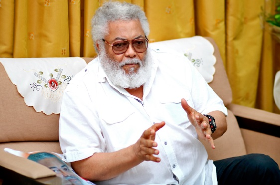 Jerry Rawlings Cause of Death: Ghana's former president Jerry Rawlings is dead 2