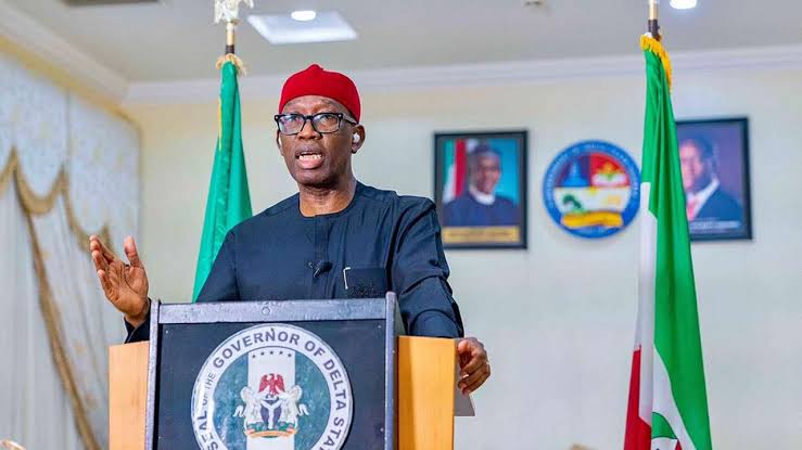 FG Controls Niger Delta Oil, But Allows Zamfara To Manage Its Gold - Governor Okowa 1