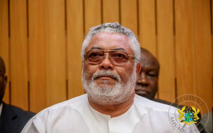 Jerry Rawlings Cause of Death: Ghana's former president Jerry Rawlings is dead 1