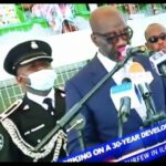 Governor Obaseki's ADC Collapses During His Inauguration Speech For Second Term [Video] 26