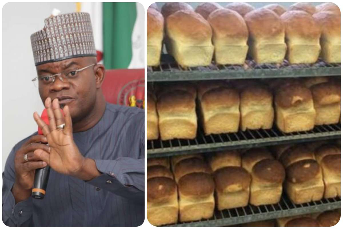 Governor Yahaya Bello Imposes Tax On Every Loaf Of Bread Baked In Kogi State 1