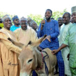 Governor Ganduje's Aide, Murtala Gwarmai Shares Donkey To Empower Youths In Kano 28