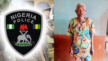 Police Arrests 70-Year-Old Man For Impregnating His 15-Year-Old Granddaughter In Ogun 11