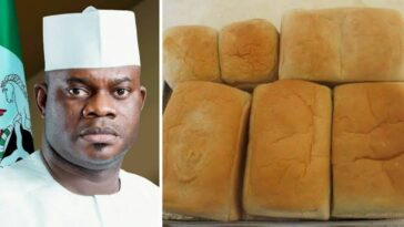 KOGI: Governor Yahaya Bello Denies Imposing Tax On Bread, Says It's Wicked And Devilish 1